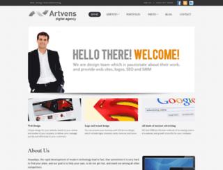 artvens.com screenshot