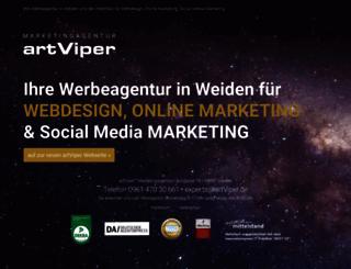 artviper.de screenshot