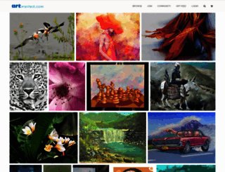 artwanted.com screenshot