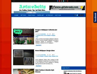 artwebcity.blogspot.com.tr screenshot
