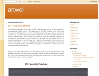 artwol.blogspot.com screenshot
