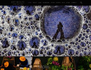 artwolfe.com screenshot