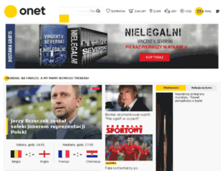 artykulyseo.blog.onet.pl screenshot