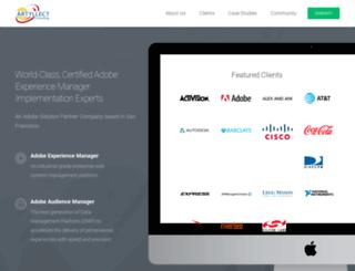 artyllect.com screenshot