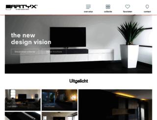 artyx.nl screenshot