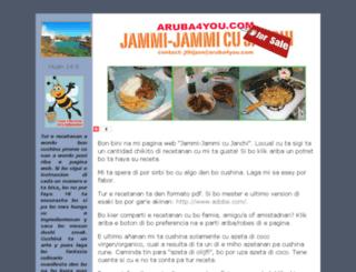 aruba4you.com screenshot