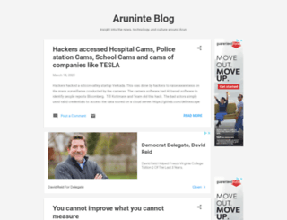 aruninte.blogspot.in screenshot