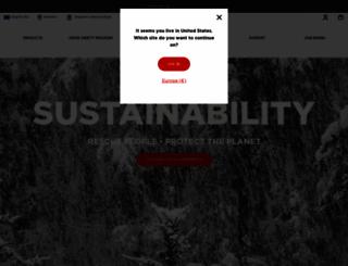 arva-equipment.com screenshot