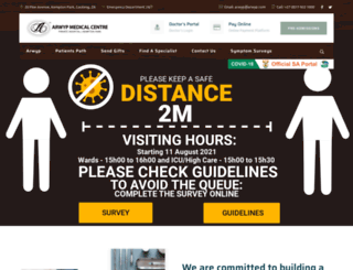arwyp.com screenshot