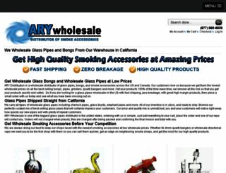 arywholesale.com screenshot