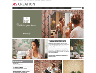 as-creation.de screenshot