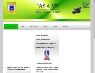 as-vs.eu screenshot