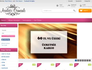 asaletiosmanli.com screenshot