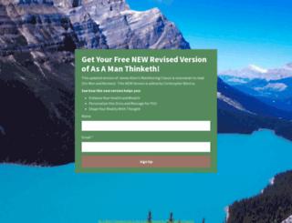 asamanthinkethnewversion.com screenshot