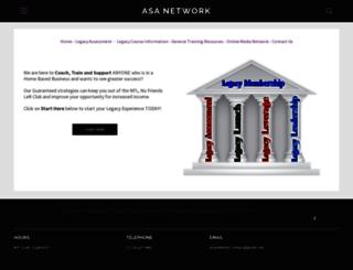 asanetwork.biz screenshot