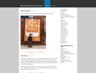 asaorion.com screenshot