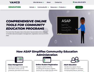 asapconnected.com screenshot