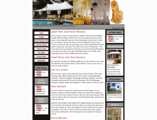 asaprentals.ca screenshot