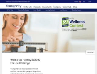 asapyoungevity.com screenshot