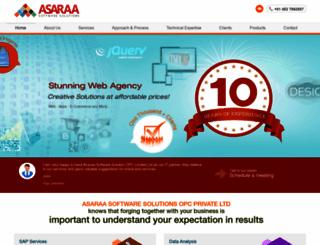 asaraa.com screenshot