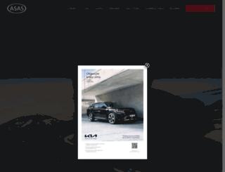 asas-most.eu screenshot