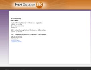asaweb.expoplanner.com screenshot