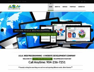 asawebprogramming.com screenshot