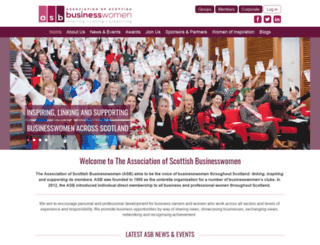 asb-scotland.org screenshot