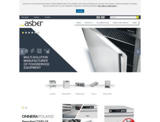 asberprofessional.com screenshot