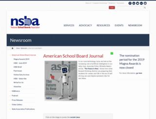 asbj.com screenshot