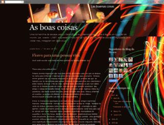 asboascoisas.blogspot.com screenshot