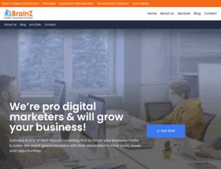 asbrainz.com screenshot