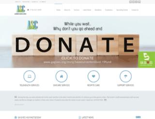 asc-ga.org screenshot