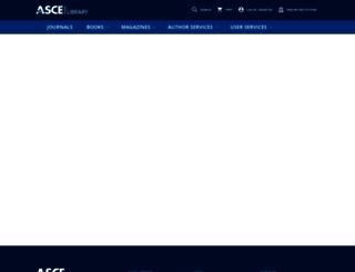 ascelibrary.org screenshot
