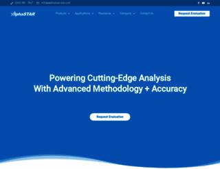 ascgenoa.com screenshot