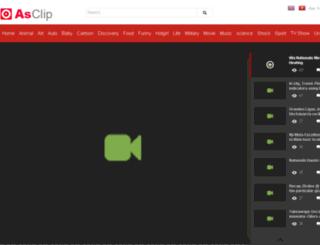 asclip.onncom.com screenshot