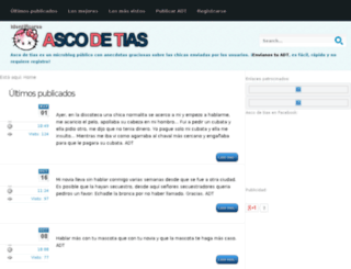 ascodetias.com screenshot