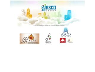ascogroup.com screenshot