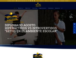 ascolde.com.co screenshot