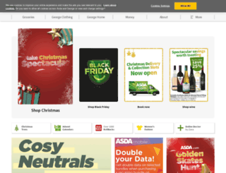 asda-travel.co.uk screenshot