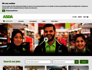 asda.jobs screenshot