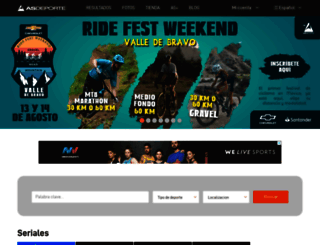 asdeporte.com screenshot