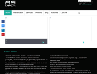asdesign-fr.com screenshot