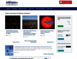 asdnews.com screenshot