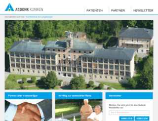 asdonk.die-innovativen.com screenshot