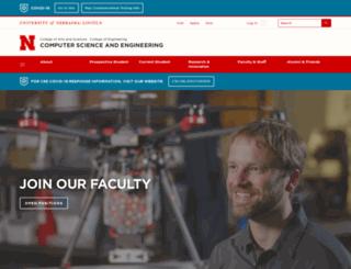 ase2015.unl.edu screenshot