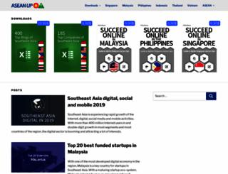 aseanup.com screenshot