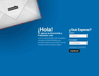 asech.fidelizador.com screenshot