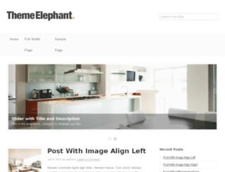 aselia.themeelephant.com screenshot