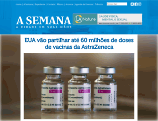 asemana.com.br screenshot